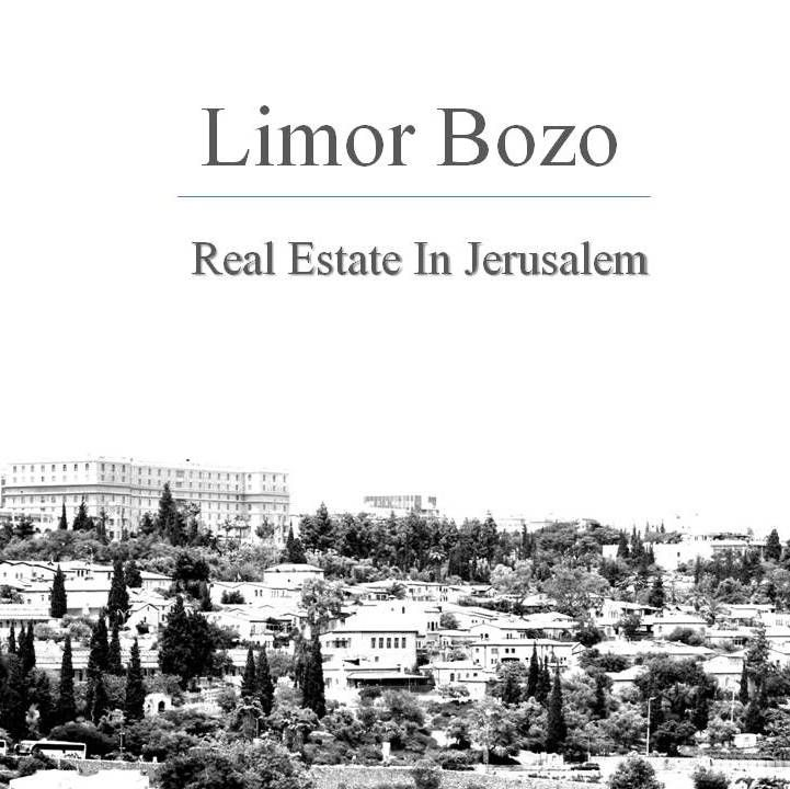 Limor Bozo - Jerusalem Real Estate