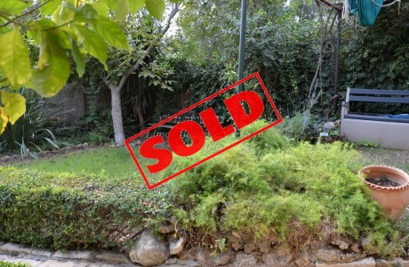 Semi-detached for Sale in Kiryat Yovel - SOLD!