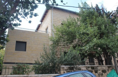 Penthouse For Sale in Old Katamon - SOLD!